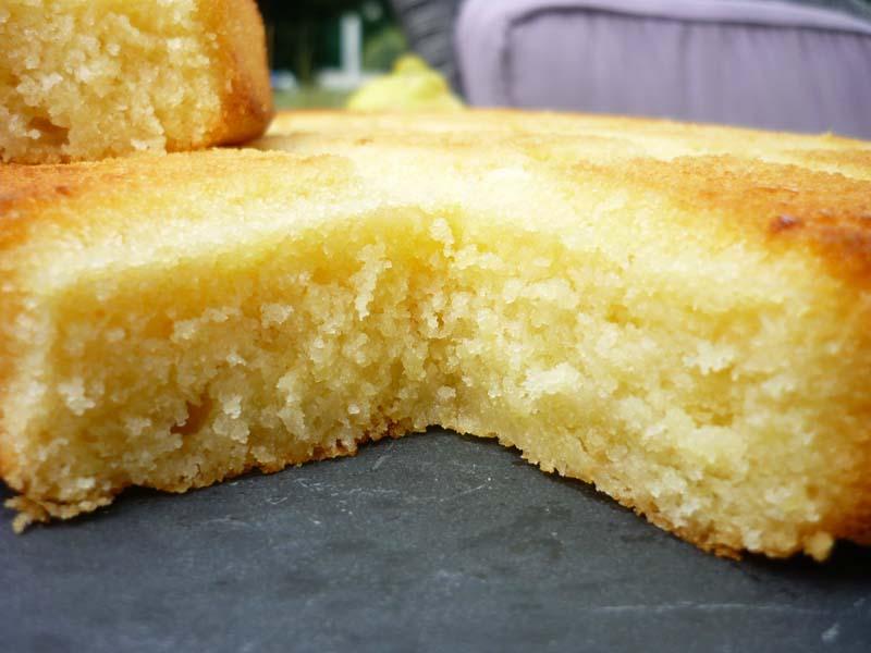 Cake Au Yaourt Au Citron