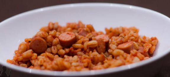 ebly 224 la sauce tomate et aux saucisses recettes cookeo