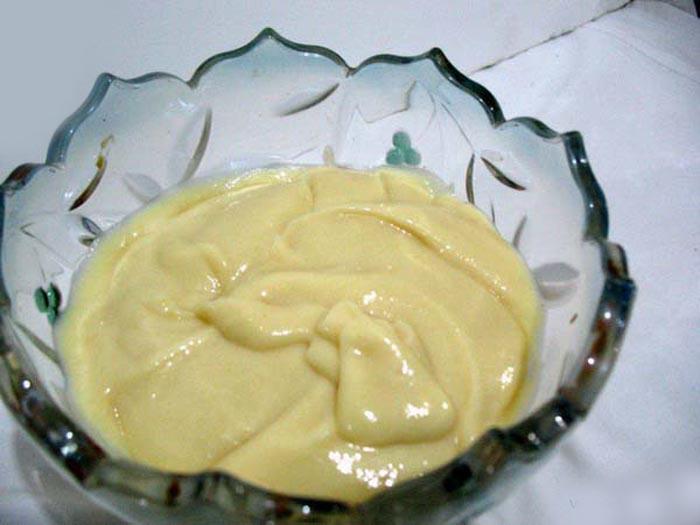 cr 232 me vanille sans œuf recettes cookeo