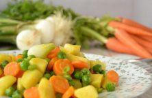 Printanière de légumes