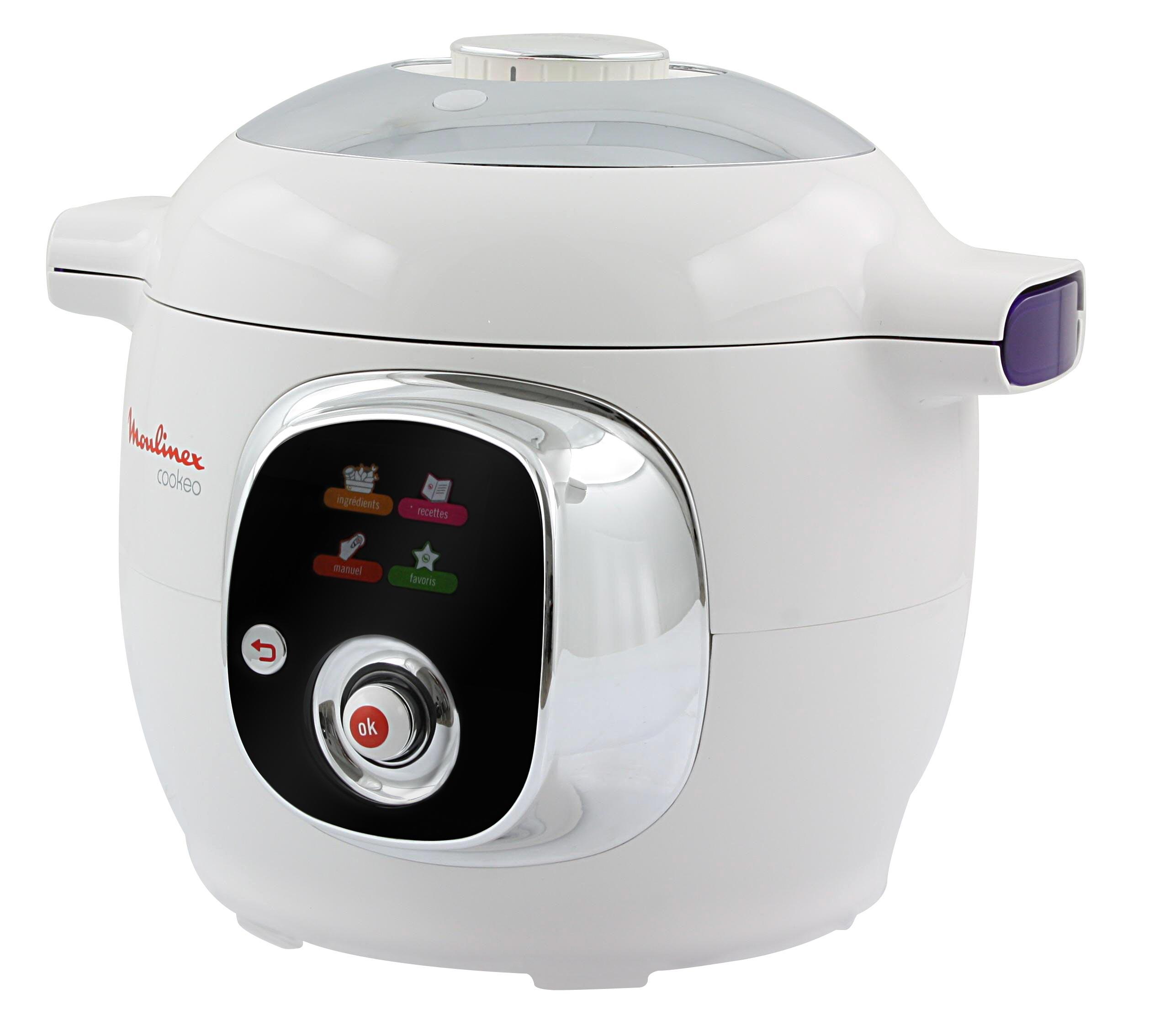 D sodoriser votre cookeo - Robot de cocina cocifacil ...