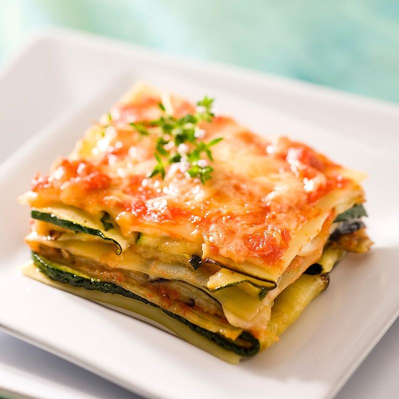 Lasagnes v g tariennes recettes cookeo - Recettes rapides 10 a 15 minutes maxi ...