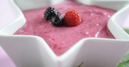 Mousse aux fruits