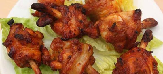 recette pilon de poulet tex mex