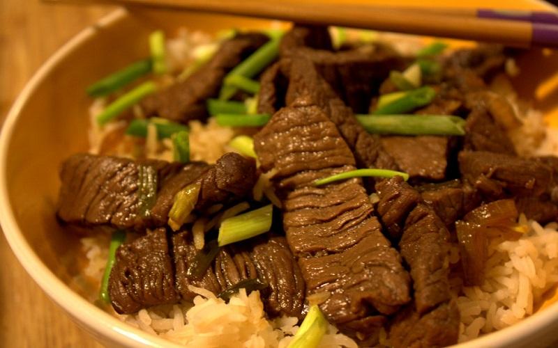 B uf la chinoise recettes cookeo - Cuisiner des pousses de soja ...