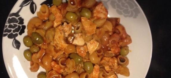 One Pot Pasta Poulet Champignon Recettes Cookeo