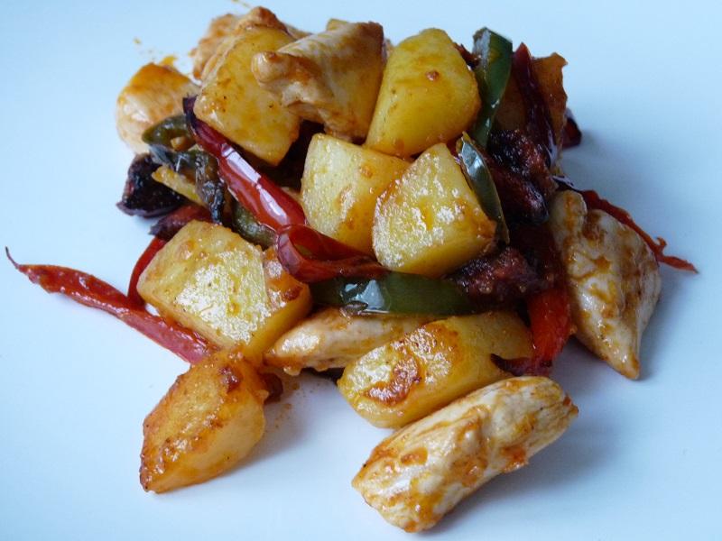 Po l e poulet pommes de terre recettes cookeo - Appareil pour couper les pommes de terre en rondelles ...