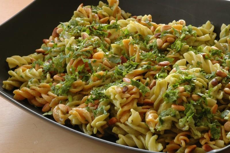 Pates Tricolores Sauce Chevre Ww Recettes Cookeo