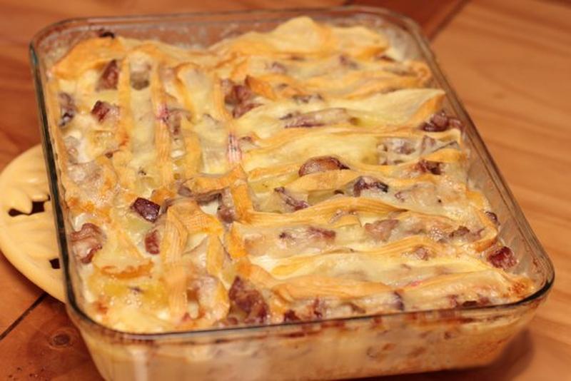 Tartiflette maison recettes cookeo - Recette de cuisine simple pour debutant ...