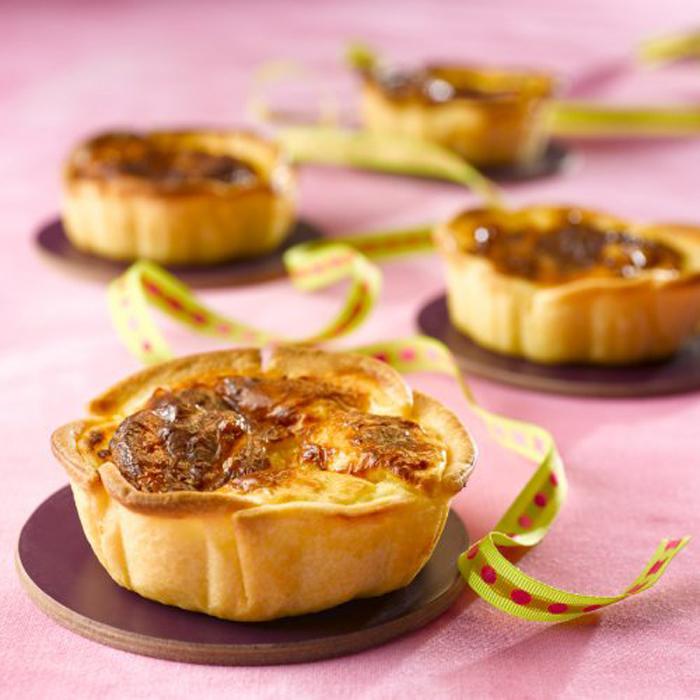 Mini Cookeo: Mini Quiches Provençales