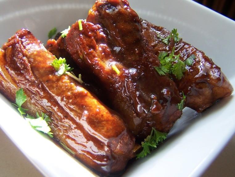 Travers de porc aigre doux recettes cookeo - Sauce pour crustaces grilles ...