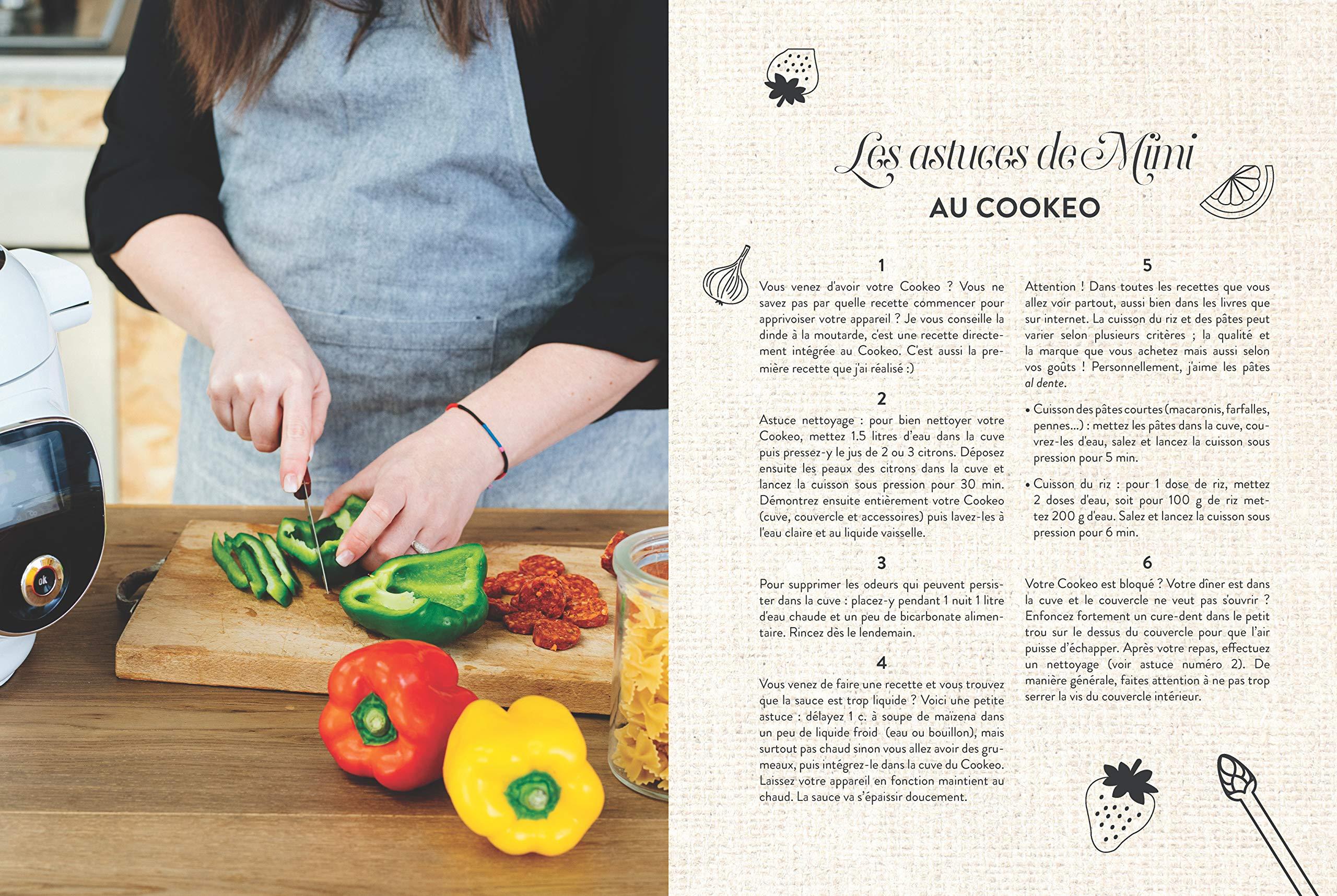 Le Nouveau Livre Cookeo Mes Recettes De Saison Au Cookeo